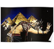 Bellydance of the Pyramids Poster