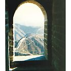 View of the Great Wall by Indelibly-Yours