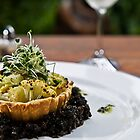 Cauliflower Tart by Ryan Carter