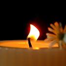 Keep the Faith Burning by Hermosa Lee Kwan