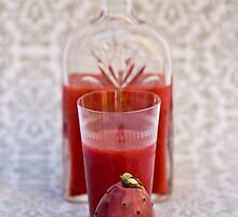 Prickly Pear Drink by Ilva Beretta