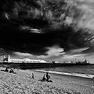 Brighton Pier by Martin Pickard