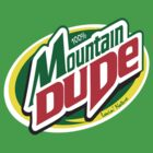 Mountain Dude by BT-PopTee