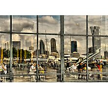 Down By The Hudson Photographic Print