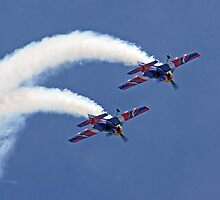 The Matdors - Red Bull Aviation by Colin  Williams Photography
