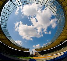 Olympic Stadium, Berlin. Germany by TheSignifier