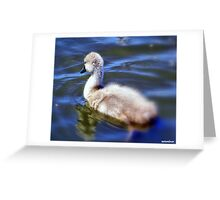 All By Myself. Greeting Card