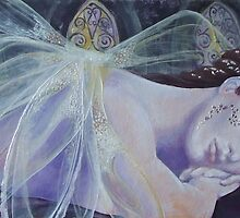 Beyond the stars - ( Nymph2) by dorina costras