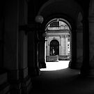 Through the darkness by 2Herzen