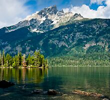 Jenny Lake by Todd Morton