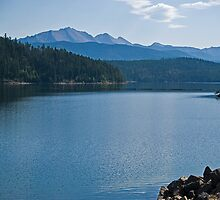 Hungry Horse Reservoir by Bryan D. Spellman