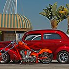 Hot Rods and Choppers by Ron LaFond