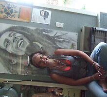 Bob Marley and I  by willowwyles