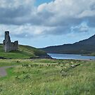 Ardvreck Castle by WatscapePhoto