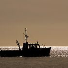 Fishing Boat by David Wheeldon
