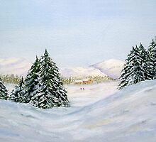 Winter Wonderland by katymckay