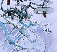 Bikes by Richard Sunderland