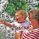 Fountain Fun! by Wendy Mogul