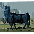 bull centaur by David  Kennett