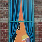 82 - WINDOW MURAL, NORTH SHIELDS  (D.E. 2005) by BLYTHPHOTO