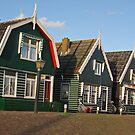Dike Houses by Robert Abraham