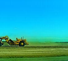 Heavy Equipment by RobertCharles