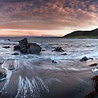Ngawi oval dawn by Ken Wright