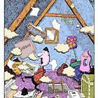 The Careless Lumberjack's Loft by Stilly
