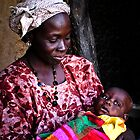 Mother Care, Mali by Saka