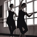 Ballet practice by Rees Gordon