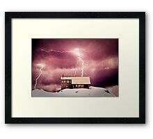 Let There Be Light! Framed Print