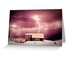 Let There Be Light! Greeting Card