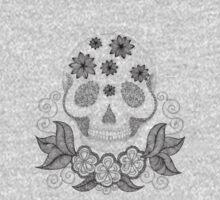 Dot Dot Skull T-Shirt