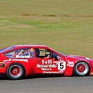 Ricciardello Alfa Romeo GTV - Shannons Nationals Oran Park Raceway by DavidIori