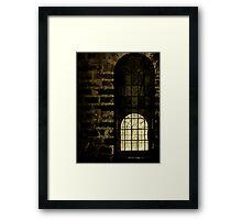 Restitution Framed Print