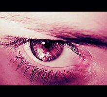 eyes on fire by schizomania