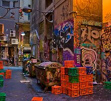 Centre Place - Melbourne 1 by James Torrington