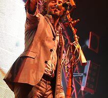 The Flaming Lips by Amped