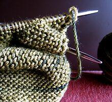 knit by Susan Rees-Osborne