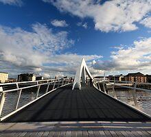 The Squiggly Bridge by Daniel Davison