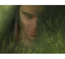 Whispers in the Grass Photographic Print