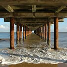 Southwold Pier by David Lawrence