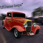 "1932 Ford 3 Window Coupe""Li'l Deuce Coupe "" by TeeMack"