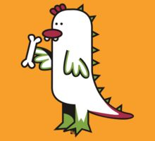 Chickosaurus by JoJoCSZ