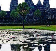 ANGKOR WAT | CAMBODIA by webgrrl