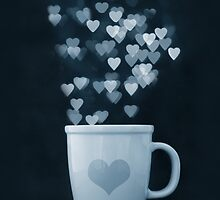 Tea : Love : Coffee by Anne Schwaderer