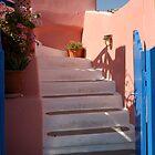 Oia Gateway by Andy Mays