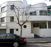 Modernist Villa - Wukang Rd - Shanghai, China by John Meckley