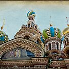 The Church of Our Savior on the Spilled Blood by Jonicool