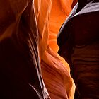 upper antelope canyon by peterwey